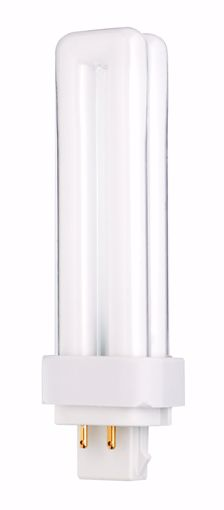 Picture of SATCO S6732 CF13DD/E/841 Compact Fluorescent Light Bulb