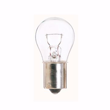 Picture of SATCO S6895 1156 12.8V 26.9W BA15S S8 C6 Incandescent Light Bulb