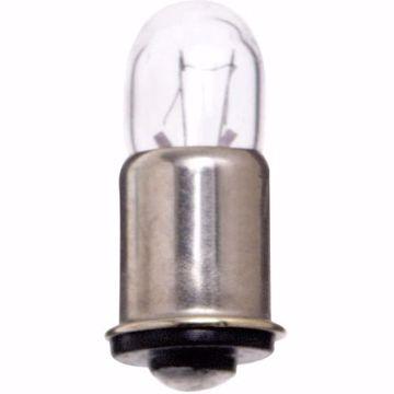 Picture of SATCO S6903 327 28V 1.1W SX6S T1 3/4 C2F Incandescent Light Bulb
