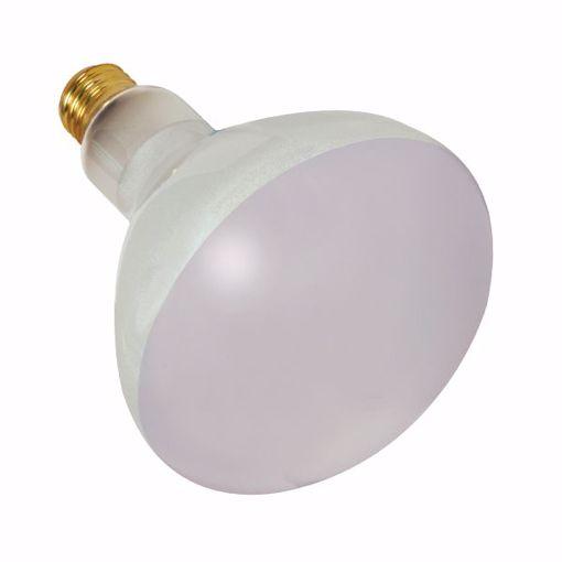 Picture of SATCO S7007 500BR40 FL 130V E26 Incandescent Light Bulb