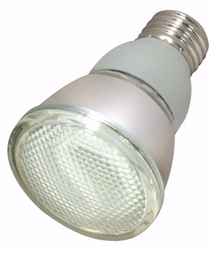 Picture of SATCO S7207 11PAR20/E26/2700K/120V/1PK Compact Fluorescent Light Bulb