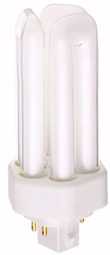 Picture of SATCO S8341 CFT18W/4P/827 Compact Fluorescent Light Bulb
