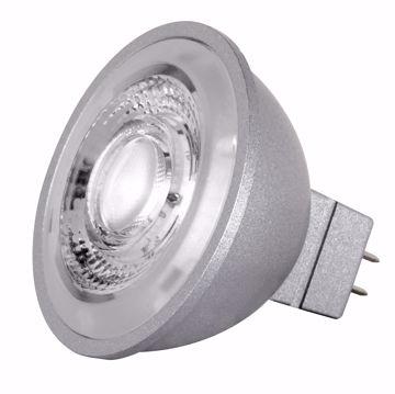 Picture of SATCO S8644 8MR16/LED/40'/50K/90CRI/12V LED Light Bulb