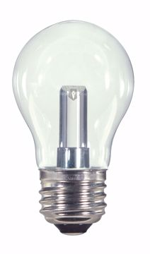 Picture of SATCO S9150 1.4W A15/CL/LED/120V/CD LED Light Bulb