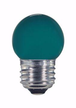 Picture of SATCO S9163 1.2W S11/GR/LED/120V/CD LED Light Bulb