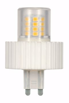 Picture of SATCO S9228 LED 5.0W G9 360L 3000K DIM LED Light Bulb