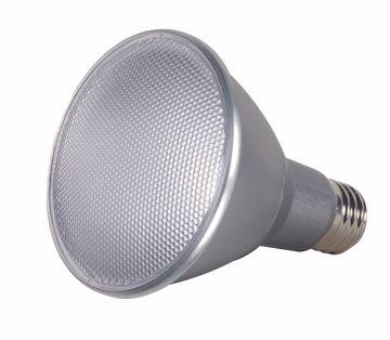 Picture of SATCO S9433 13PAR30/LN/LED/40'/4000K/120V LED Light Bulb