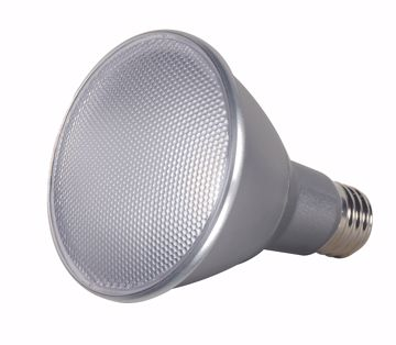 Picture of SATCO S9437 13PAR30/LN/LED/60'/3500K/120V LED Light Bulb