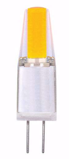 Picture of SATCO S9543 LED 1.6W JC/G4 12V 5000K 200L LED Light Bulb