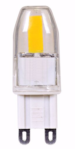 Picture of SATCO S9546 LED 1.6W JCD/G9 120V 3000K LED Light Bulb
