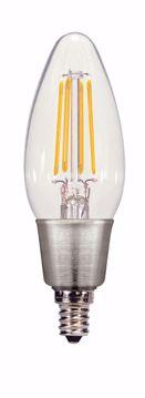 Picture of SATCO S9568 2.5W CTC/LED/27K/120V LED Light Bulb