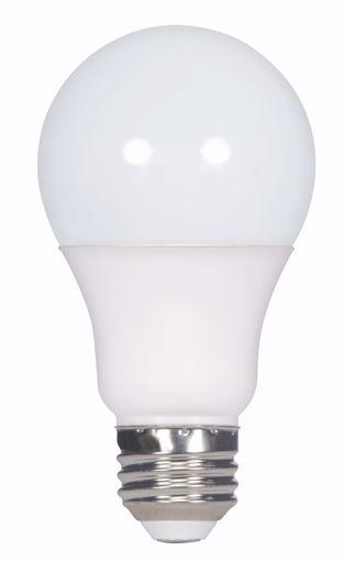 Picture of SATCO S9830 5A19/OMNI/220/LED/27K LED Light Bulb