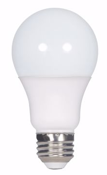 Picture of SATCO S9836 9.5A19/OMNI/220/LED/30K LED Light Bulb