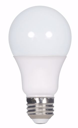 Picture of SATCO S9838 9.5A19/OMNI/220/LED/40K LED Light Bulb